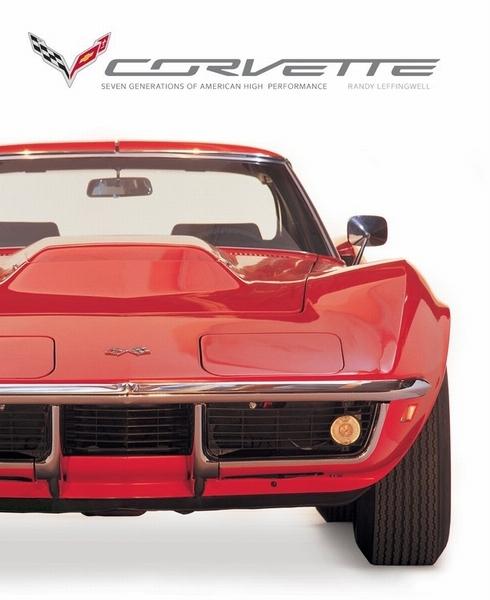 Randy Leffingwell,Corvette