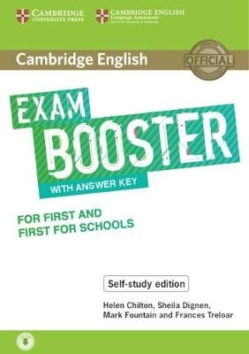,Cambridge English Booster with Answer Key for First and First for Schools - Self-study Edition