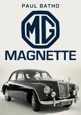 Paul Batho,MG Magnette