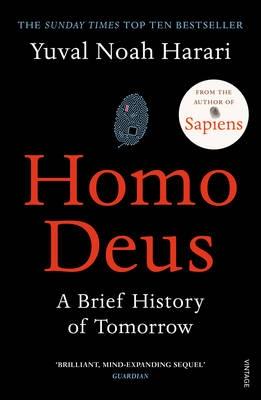 Harari, Yuval Noah,Homo Deus