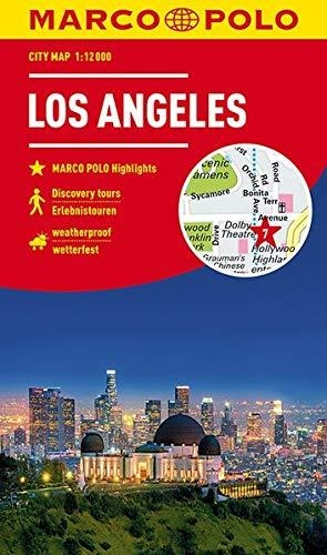 ,MARCO POLO Cityplan Los Angeles 1:12 000