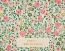 Cath Kidston Hedge Rose Boxed Notecards, 16 Notecards and Matching Envelopes