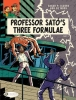 Jacobs, Edgar P., Professor Sato`s Three Formulae