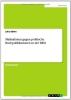 Böhm, Julia, Ma?nahmen gegen politische Buchpublikationen in der BRD
