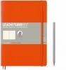 Lt 349279 , Leuchtturm notitieboek composition 178x254 mm dots/puntjes oranje