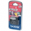 , Lettertape Brother P-Touch Mk221 9mm Zwart/Wit