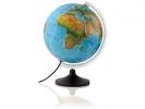 <b>Wereldbol NL Globe Solid Line B met verlichting 30cm</b>,