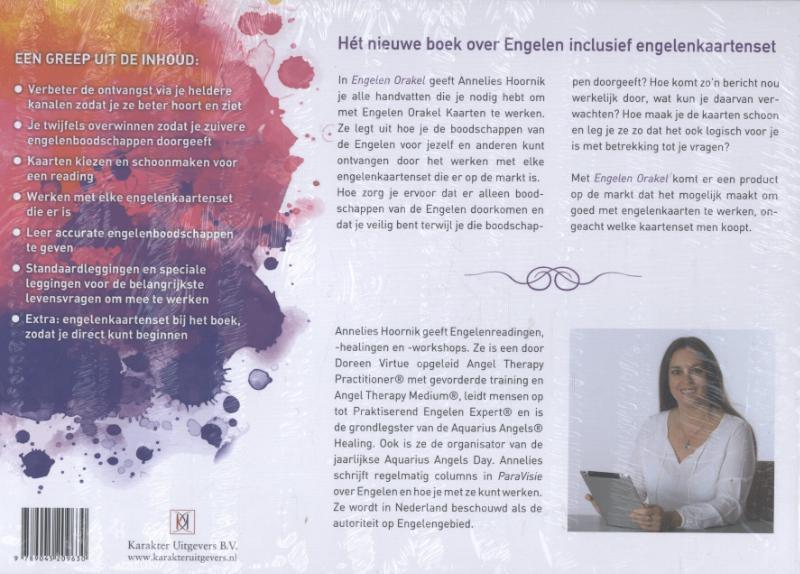 Annelies Hoornik,Engelenorakel