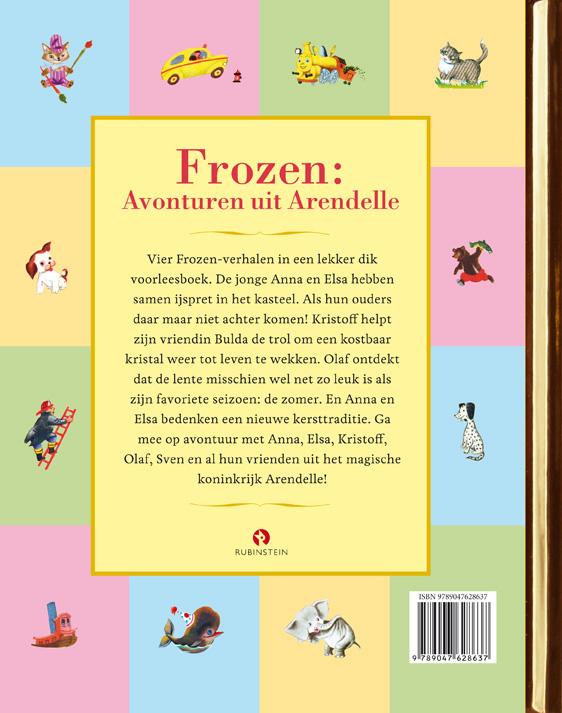 Disney,Frozen: Avonturen uit Arendelle