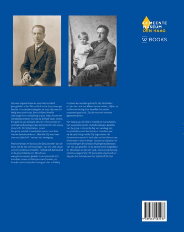 ,Piet Mondriaan & Bart Van der Leck