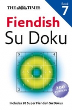 Puzzler Media The Times Fiendish Su Doku Book 7
