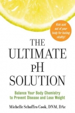 Cook, Michelle Schoffro Ultimate pH Solution, The