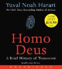 Harari, Yuval Noah,   Perkins, Derek,Homo Deus