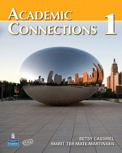 Cassriel, Betsy Academic Connections 1 Student Book with MyAcademicConnectionsLab