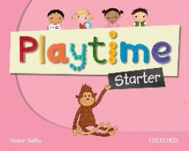 Selby, Claire Playtime Starter. Course Book
