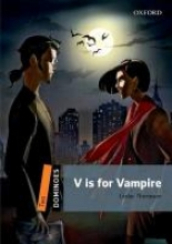 Thompson, Lesley V Is for Vampire