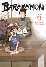 Satsuki Yoshino Barakamon, Vol. 6