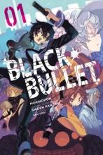 Kanzaki, Shiden Black Bullet, Vol. 1 (manga)