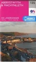 Ordnance Survey Aberystwyth & Machynlleth
