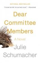 Schumacher, Julie Dear Committee Members
