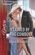 Anderson, Sarah M. Claimed by the Cowboy