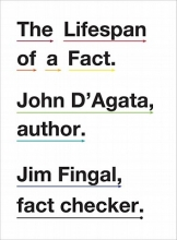 D`agata, John The Lifespan of a Fact