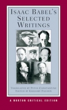 Babel, Isaac Isaac Babel`s Selected Writings (NCE)
