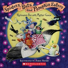 Spiders, Bats, and Pumpkin Eaters