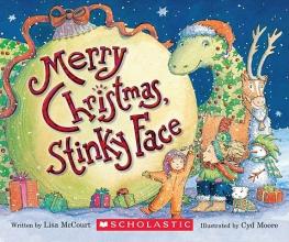 McCourt, Lisa Merry Christmas, Stinky Face