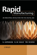 Hopkinson, Neil Rapid Manufacturing