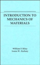 Riley, William F. Introduction to Mechanics of Materials