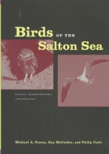 Michael A. Patten,   Guy McCaskie,   Philip Unitt Birds of the Salton Sea