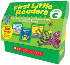 Liza Charlesworth First Little Readers: Guided Reading Level C