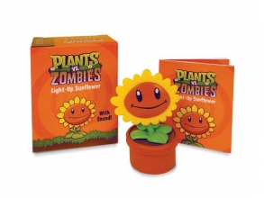 Running Press Plants vs. Zombies: Light-Up Sunflower