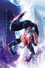 David, Peter Spider-Man 2099 3