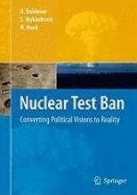 Ola Dahlman,   S. Mykkeltveit,   Hein Haak Nuclear Test Ban