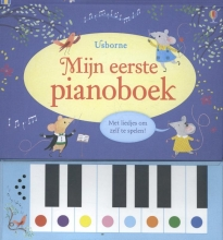, MIJN EERSTE PIANOBOEK