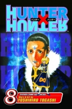 Togashi, Yoshihiro Hunter X Hunter 8