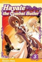 Hata, Kenjiro Hayate the Combat Butler 3