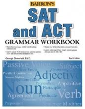 Ehrenhaft, George Barron`s Sat and Act Grammar