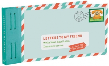 Lea,Redmond Letters to My Friend