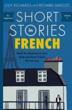 Olly Richards,   Richard Simcott Short Stories in French for Beginners