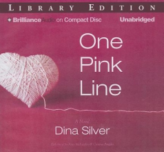 Silver, Dina One Pink Line