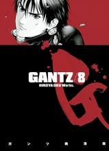 Oku, Hiroya Gantz, Volume 8