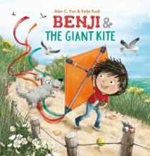 Alan C. Fox Benji & the giant kite