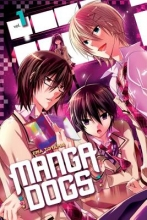 Toyama, Ema Manga Dogs 1