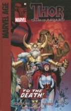 Lee, Stan Marvel Age Thor Tales of Asgard 6
