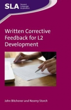 John Bitchener,   Neomy Storch Written Corrective Feedback for L2 Development