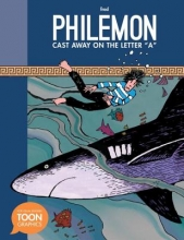 Fred Cast Away on the Letter A: A Philemon Adventure