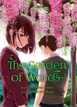 Shinkai, Makoto The Garden of Words